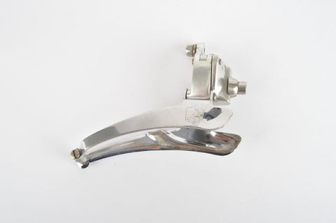 Campagnolo C-Record Braze-on Front Derailleur from the 1980s - 90s