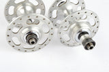 Campagnolo Record #1035 High Flange Hubset with 36 holes from the 1960s - 80s
