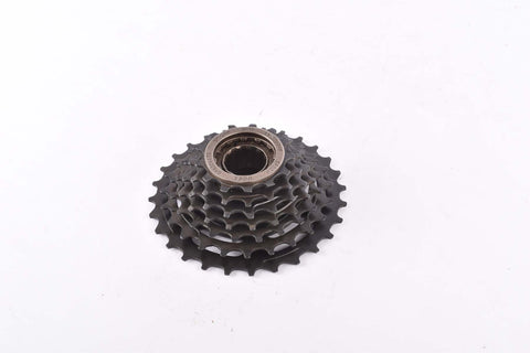 NOS Long Yih Co. 7speed Index freewheel with 13-28 teeth and english thread