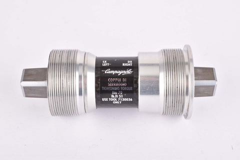 Campagnolo Record #BB-31RECART bottom bracket with italian thread from the 1990s