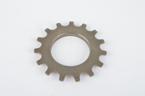 NOS Everest or Regina sprocket, threaded on outside, with 15 teeth