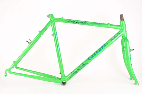 Cascarsi Speed Cyclocross frame in 55 cm (c-t) 50 cm (c-c) with Aluminium tubing