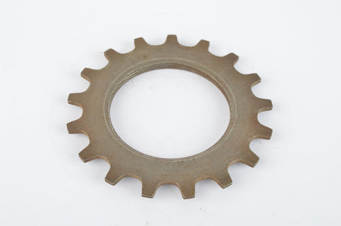 NOS Everest or Regina sprocket, threaded on inside, with 17 teeth