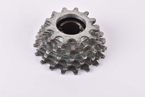 Maillard 700 Compact 7 speed Freewheel with 13-19 teeth and english thread from the 1980s