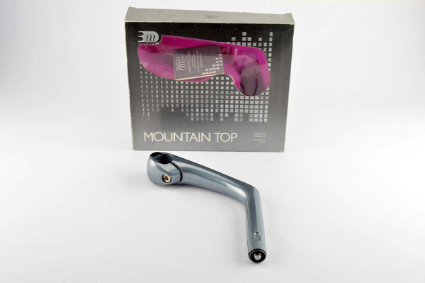 NEW 3 ttt Mountain Top stem in size 130mm with 25.4mm bar clamp size from the 1980s NOS/NIB