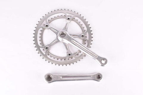 Campagnolo Super Record #1049/A Crankset with 53/42 Teeth and 170mm length, from 1977