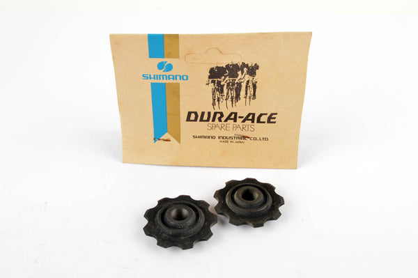 NOS Shimano Dura Ace EX heat treated steel jockey set from the 1978