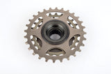 Shimano Dura-Ace #MF-7400 Freewheel 6 speed with english treading from 1980s - 90s
