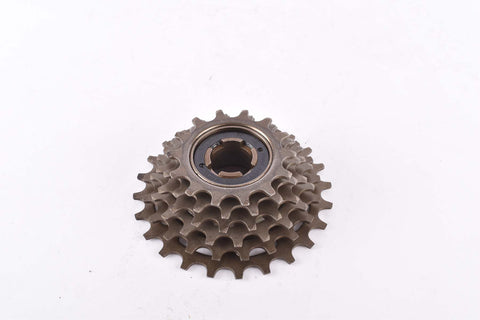 NOS Suntour Alpha 6speed freewheel with 14-24 teeth and english thread from 1988