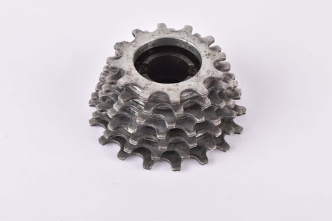 Maillard 700 Compact 7 speed Freewheel with 12-18 teeth and english thread from the 1980s
