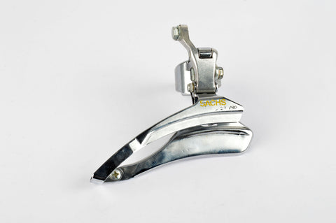 NEW Sachs 5024 Pro triple clamp-on front derailleur from the 1990s NOS