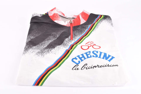 NOS Chesini Verona la Biciprecision jersey in size 4 made by Giessegi
