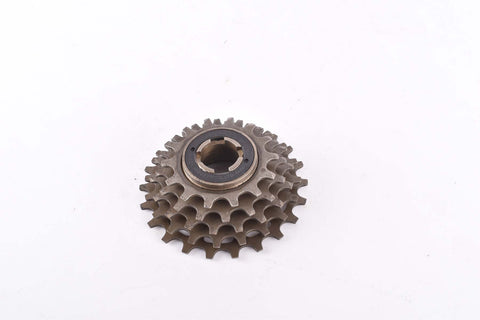 NOS Suntour Alpha 5speed freewheel with 14-22 teeth and english thread from 1987
