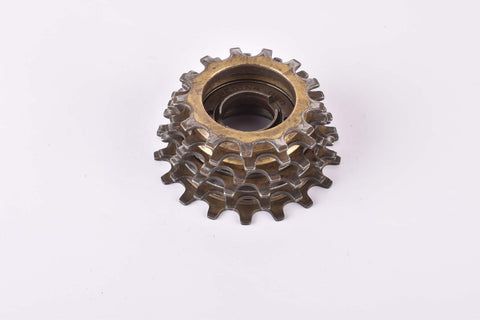 Regina Oro 6 speed Freewheel with 13-18 teeth and italian thread from 1981