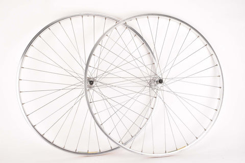 Wheelset with Mavic MA2 Clincher Rims and Campagnolo Record #1034 Hubs