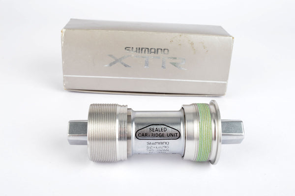 NEW Shimano Deore XTR #BB-UN90 bottom bracket with italian threading from 1992 NOS/NIB