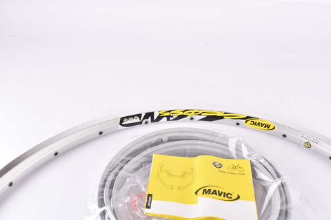 "NOS Mavic Cross single tubeless rim in 26""/559mm with 24 holes"