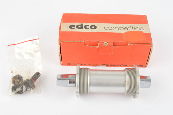 NOS/NIB Edco Competition Bottom Bracket with french thread (1,378x25,4tpi)