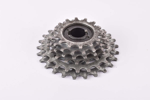 Maillard 700 Compact 6 speed Freewheel with 14-26 teeth and english thread from the 1980s
