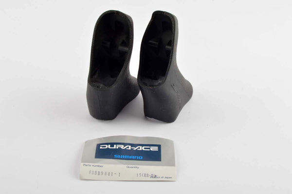 NEW Shimano Dura-Ace #88 B 9801-1 black Shifting Brake Lever Hoods from the 1990's NOS