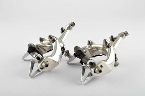Campagnolo Athena Monoplaner #D500 short reach single pivot brake calipers from the 1980s - 90s