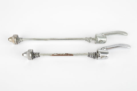 Miche quick release set, front and rear Skewer