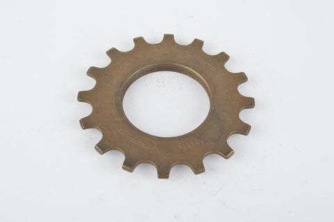 NOS Everest Super Caimi top sprocket, threaded on inside, with 16 teeth