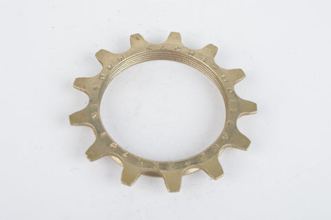 NOS Sachs Maillard steel Freewheel Cog, threaded on inside, with 13 teeth from the 1980s - 1990s