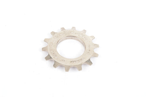 NEW Sachs Maillard #LY steel Freewheel Cog / threaded with 14 teeth from the 1980s - 90s NOS
