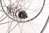Wheelset with Wolber Profil 20 Tubular Rims and Shimano Dura-Ace #7400 / #7403 Hubs