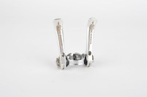 Shimano 105 Golden Arrow #SL-A105 clamp-on shifter set from 1985