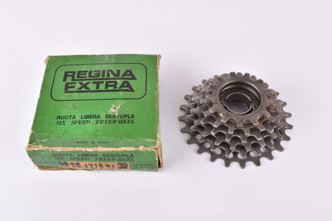 NOS/NIB Regina Extra 6-speed Freewheel with 13-24 teeth from the 1980s