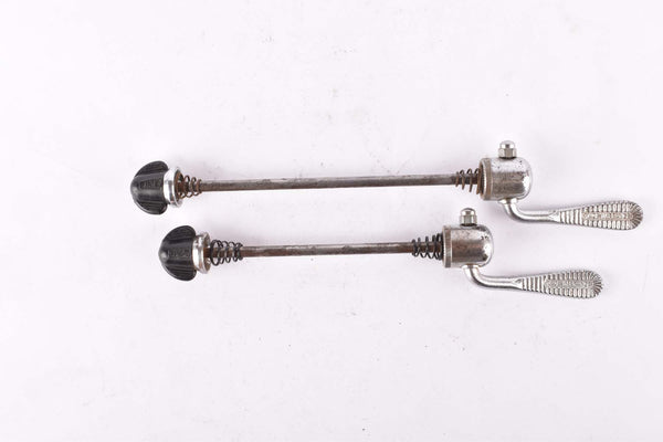 Simplex quick release Set, front and raer Skewer from the 1970s - 1980s