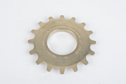 NOS Sachs Maillard #LY steel Freewheel Cog, threaded on outside, with 16 teeth from the 1980s - 1990s