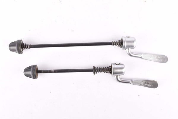 Shimano RX100 #A550 quick release set, front and rear Skewer from the 1990s