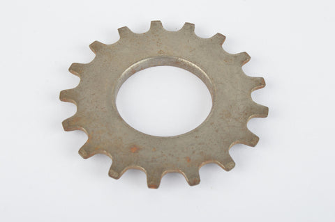 NOS Everest or Regina sprocket, threaded on outside, with 17 teeth