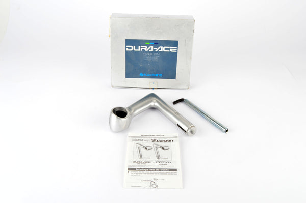NEW Shimano Dura Ace #HS-7400 stem in size 110, clampsize 26.0 from 1990 NOS/NIB