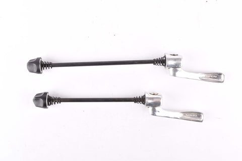 Shimano Tiagra #4600 quick release set, front and rear Skewer from the 2010s