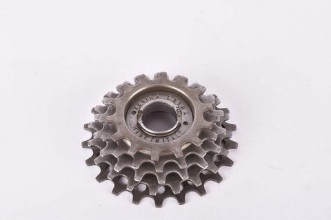 Regina Extra 5 speed Freewheel with 14-22 teeth and italian thread from the 1970s