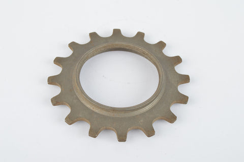 NOS Everest or Regina sprocket, double threaded on inside, with 16 teeth