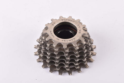 Sachs #LY 93 8-speed Freewheel with 12-21 teeth and english thread from the 1980s
