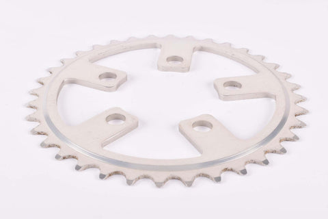 Aluminium Chainring with 36 teeth and 74 BCD