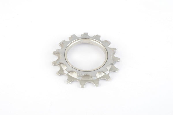 Zeus 2000 Aluminum Freewheel Cog / threaded with 13/15 teeth from the 1970s - 80s