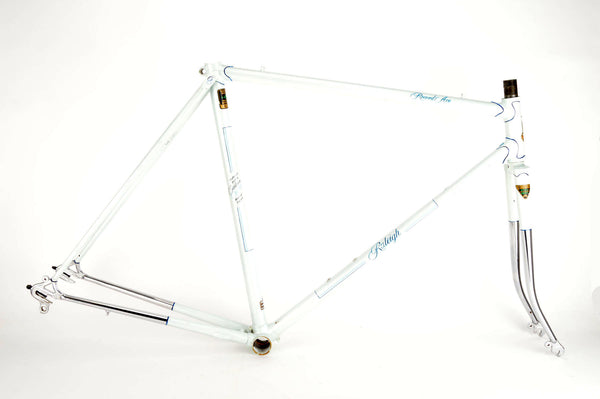 Raleigh Record Ace frame in 55 cm (c-t) / 53.5 cm (c-c), with Reynolds 531 tubing