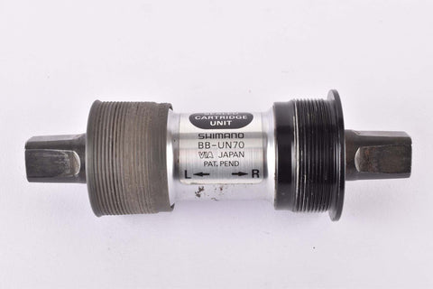 Shimano Deore XT #BB-UN70 bottom bracket with english threading from 1991