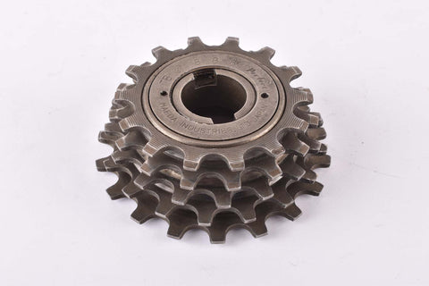 Suntour 8.8.8. Perfect 5 speed Freewheel with 14-18 teeth and english thread from 1977