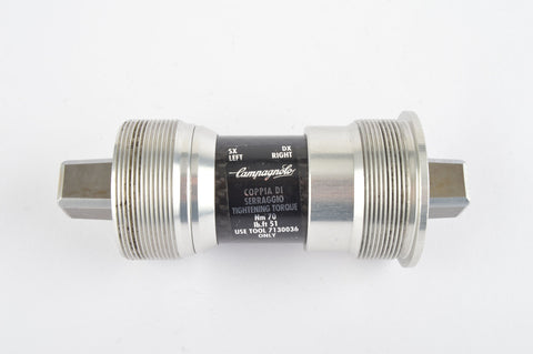 Campagnolo Record cartridge bottom bracket with italian threading from the 1990s