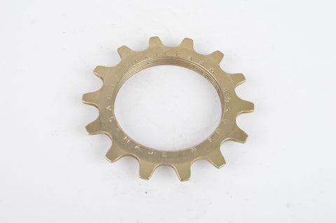 NOS Sachs Maillard steel Freewheel Cog, threaded on inside, with 14 teeth from the 1980s - 1990s