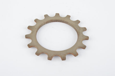 NOS Everest or Regina sprocket, threaded on inside, with 15 teeth