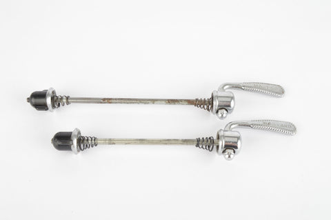 Maillard Atom quick release set, front and rear Skewer from the 1970s - 80s